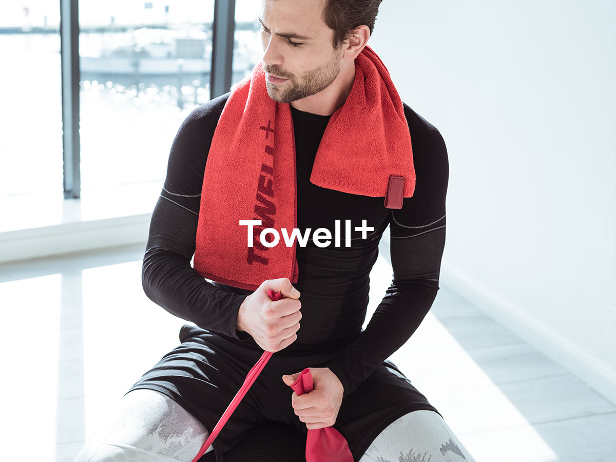 Towell+ Sporthandtuch