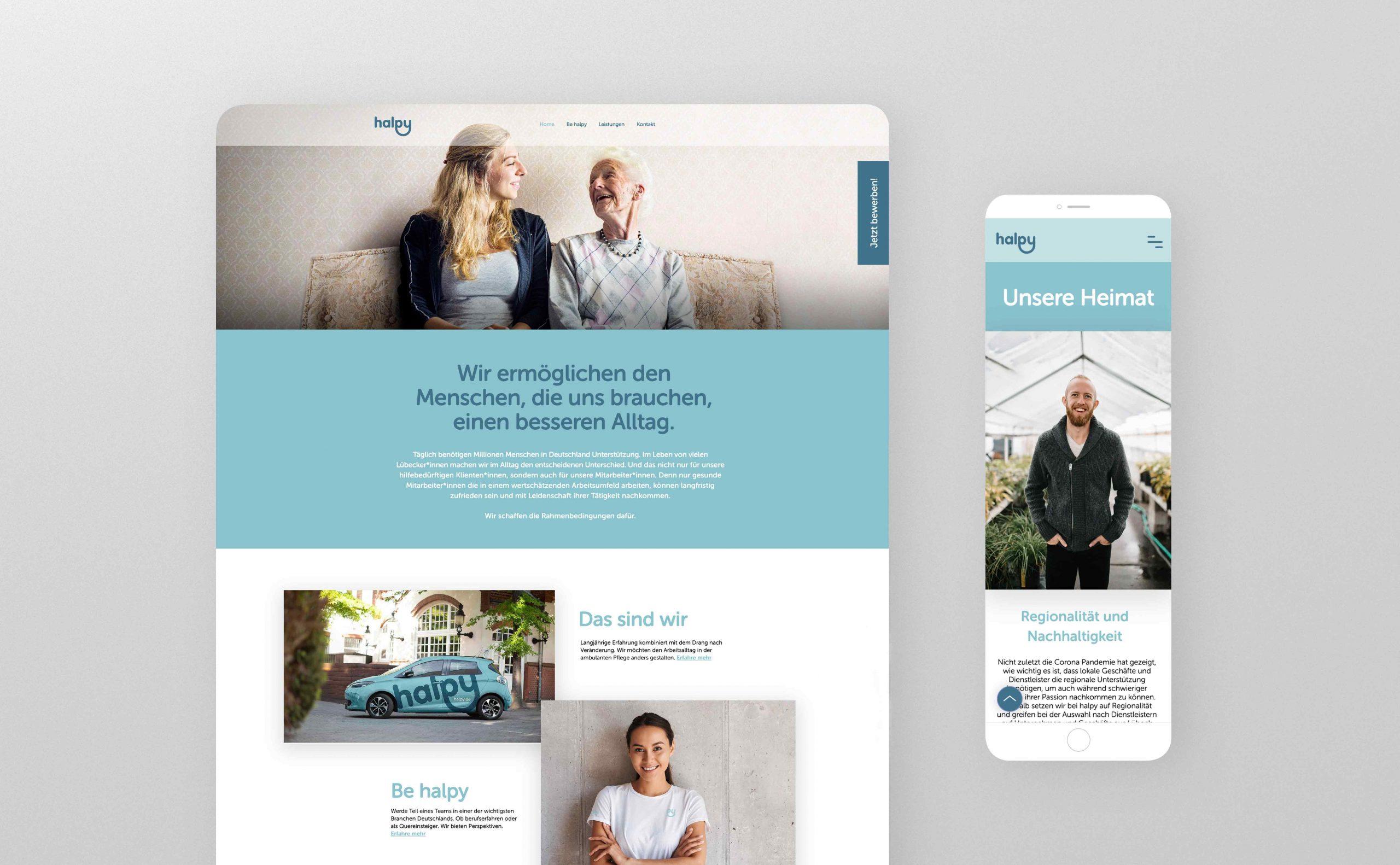 halpy-website-design-low-grafik-design