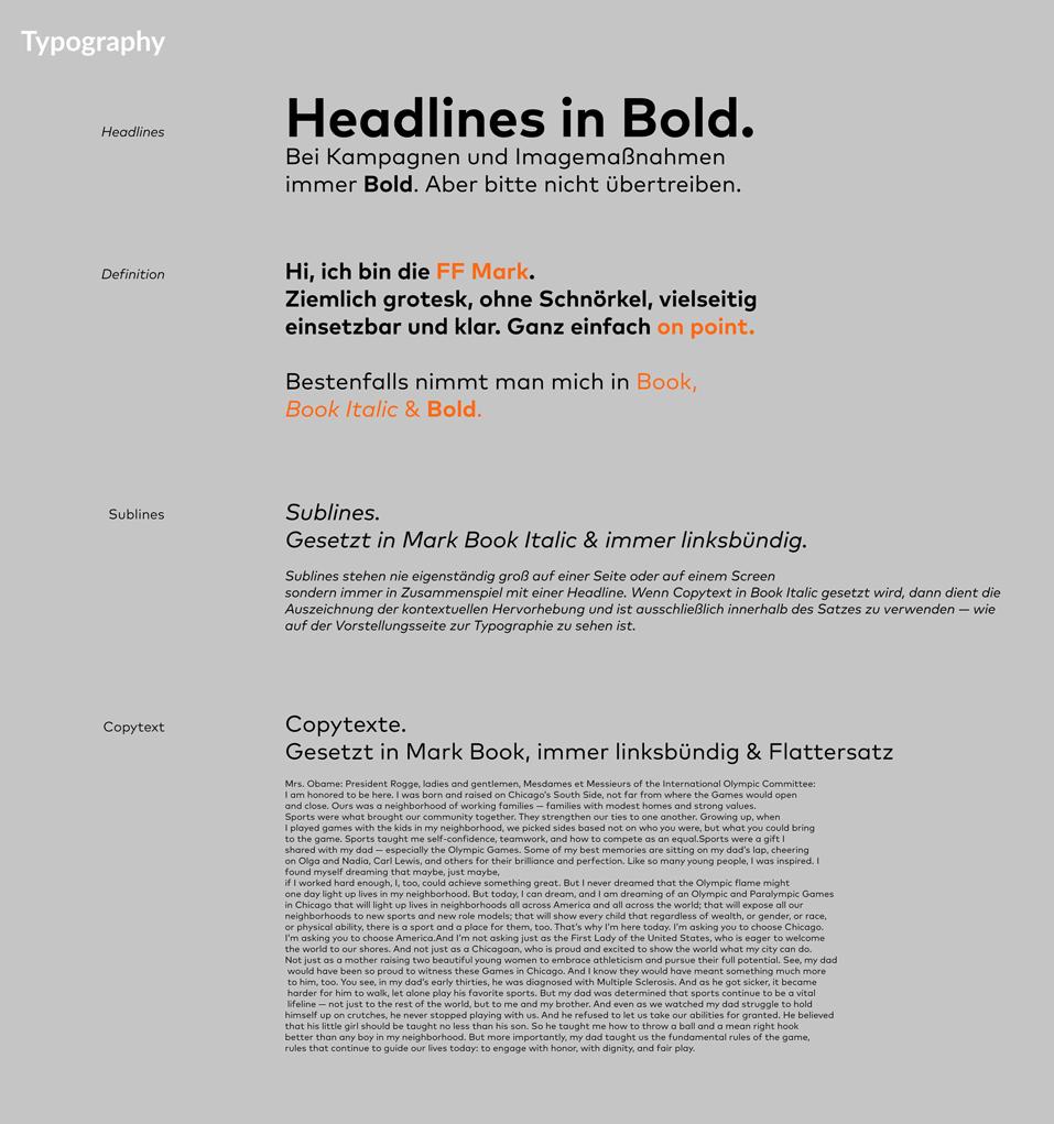 typografie design